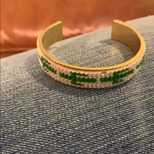 Madewell Cactus Cuff Bracelet